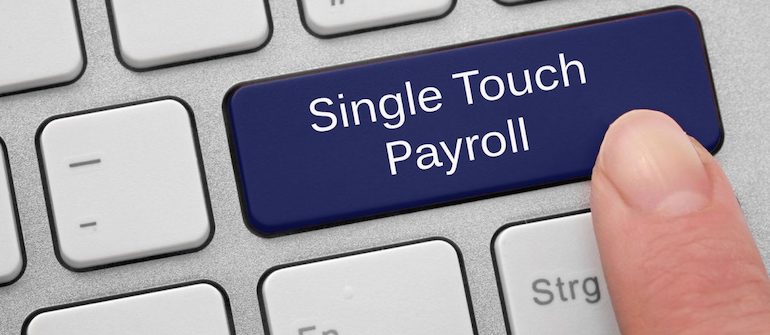 Single Touch Payroll Updates