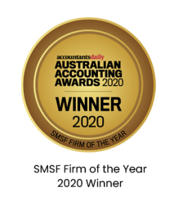 SMSF Firm of the Year - 2020 Winner